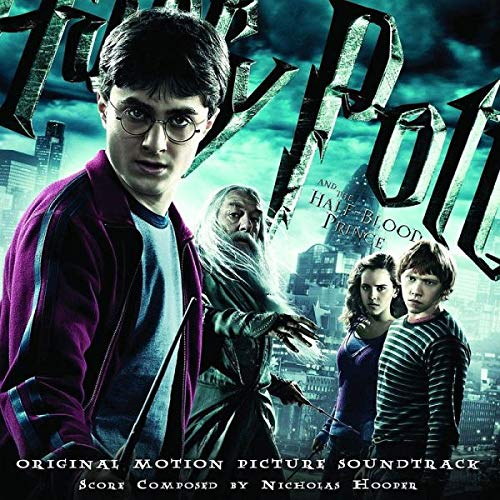 Nicholas Hooper-Harry Potter And The Half-Blood Prince - Original Soundtrack