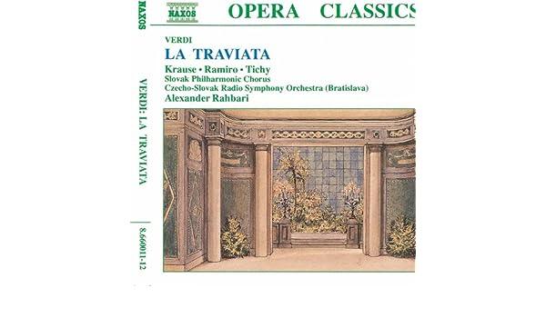 Verdi: Traviata (La) de Monika Krause en Amazon Music - Amazon.es