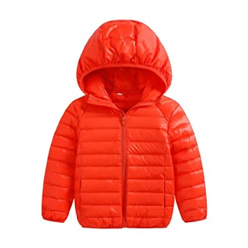 e9da1e4cc Fairy Baby Baby Boys Girls Lightweight Down Jacket Kids Winter ...