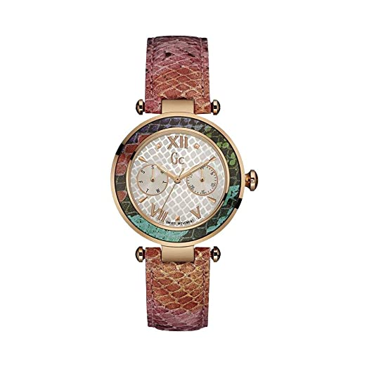 nuove immagini di negozio più venduto outlet in vendita Orologi Donna Marrone (Y09001) - Guess: Amazon.co.uk: Watches