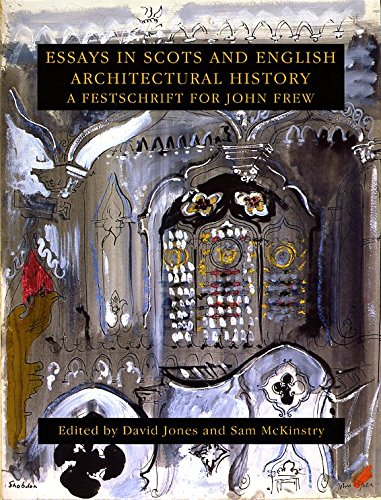 essays scots english architectural history