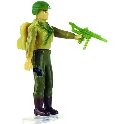 World's Smallest 594GI Joe Vs. Cobra Micro Action Figures: Toys & Games