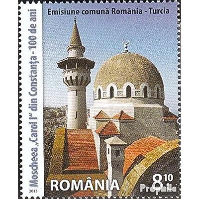 Roumanie 6753 (complète.Edition.) 2013 relation avec Turquie (Timbres pour les collectionneurs)
