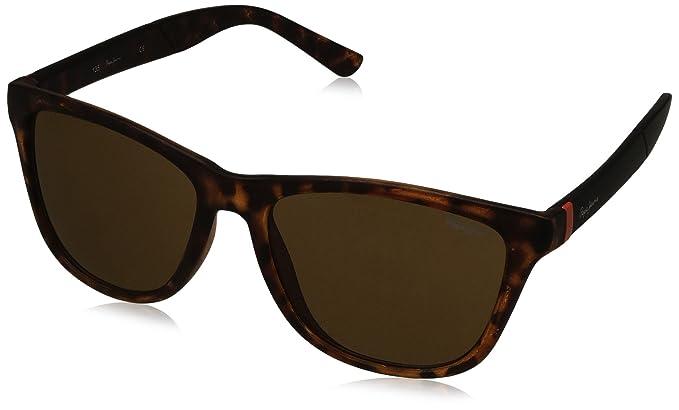 461f1a57ed Pepe Jeans UV Protected Wayfarer Unisex Sunglasses - (PJ7343C2