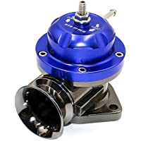 CNSPEED Válvula de descarga ajustable turbo universal de tipo RS, 25 psi, para compresor