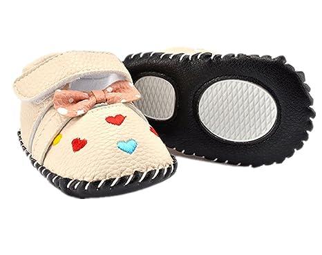 lieberpaar Bebe Niña Toddler piel plantillas flexibles ...