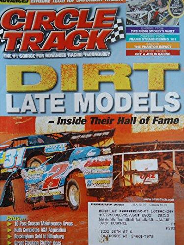 Circle Track Magazine February 2008 Dirt Late Models ()