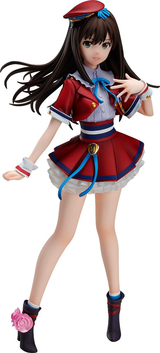 1:8 Scale PVC Figure Diamond Comic Distributors SEP178727 New Generations Version Rin Shibuya FREEing The Idolmaster Cinderella Girls