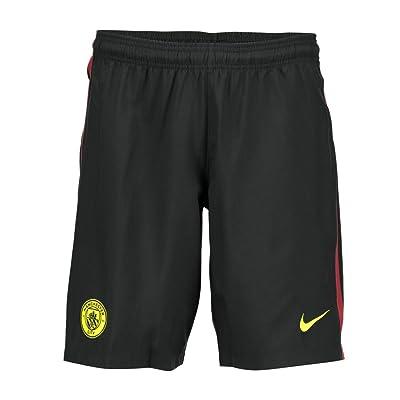 2016-2017 Man City Away Nike Football Shorts (Kids)