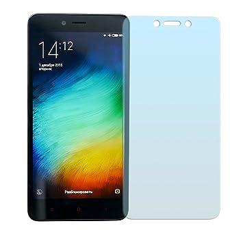 NEVEQ Xiaomi Redmi Note 2 Prime Panzerglas Schutzfolie Aus Hochwertigem Gehartetem Glas Fur