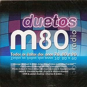 M80 Radio Duetos [2CD] 2012