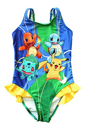 Girl with squirtle bikini this remarkable