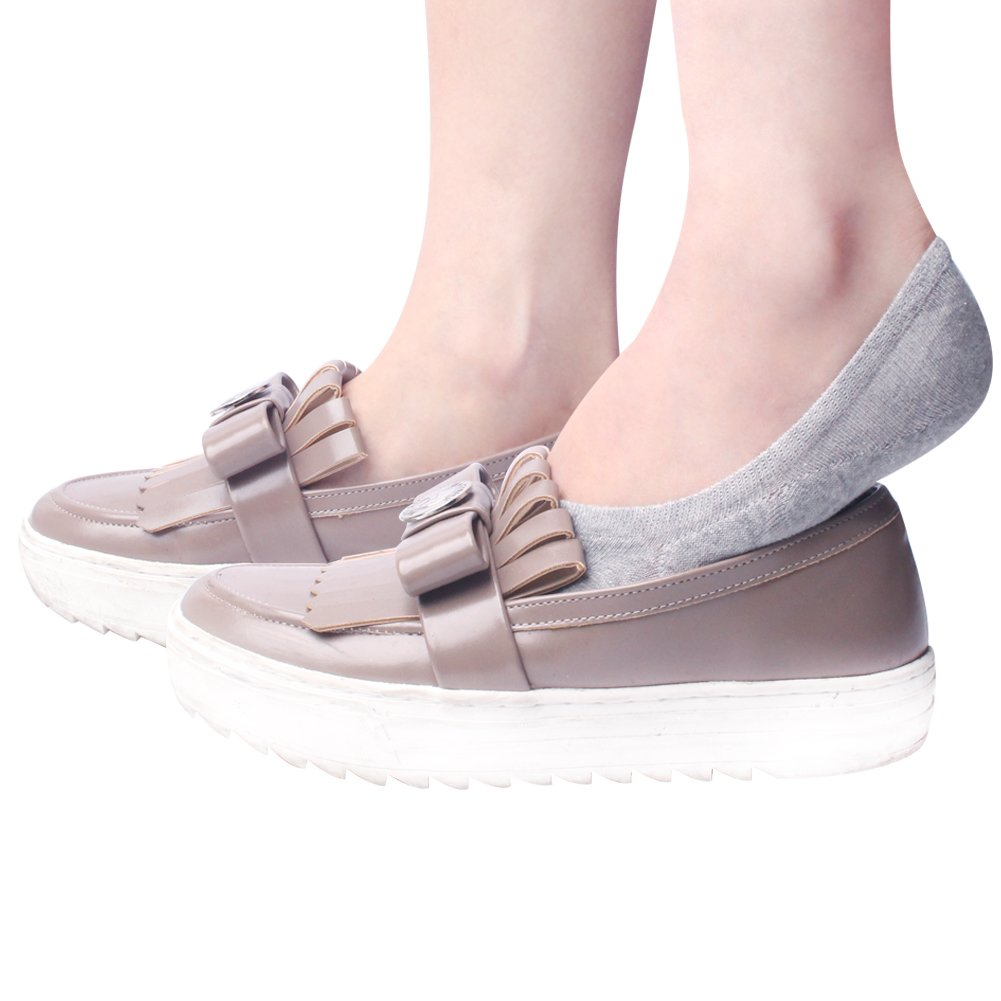 No Show Socks For Women Low Cut Casual Socks with Non Slip at Heel 1 to 20 Pack Coyom