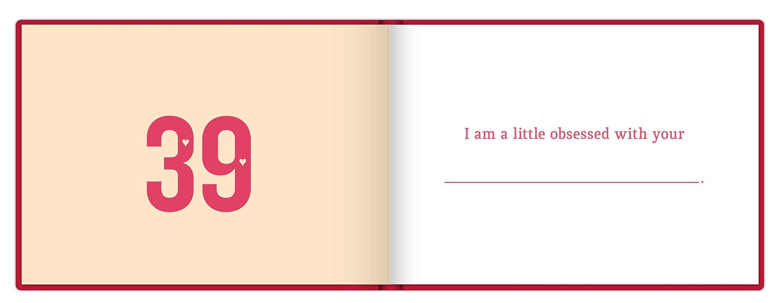 Knock Knock Why I'm Crushing on You Fill in the Love Journal by Knock Knock (Image #5)