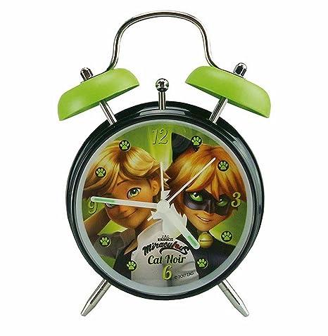 CYP Reloj Despertador Ladybug Catnoir