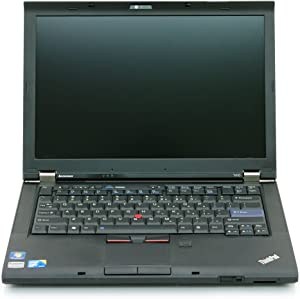 Lenovo ThinkPad T410 Laptop - Core i5 2.40ghz - 4GB DDR3 - 250GB HDD - DVD+CDRW - Windows 10 64bit - (Renewed)