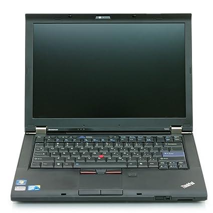 Lenovo ThinkPad T410 Laptop - Core i5 2 26ghz - 8GB DDR3 - 128GB SSD HDD -  DVD-ROM - Windows 10 64bit - (Renewedd)
