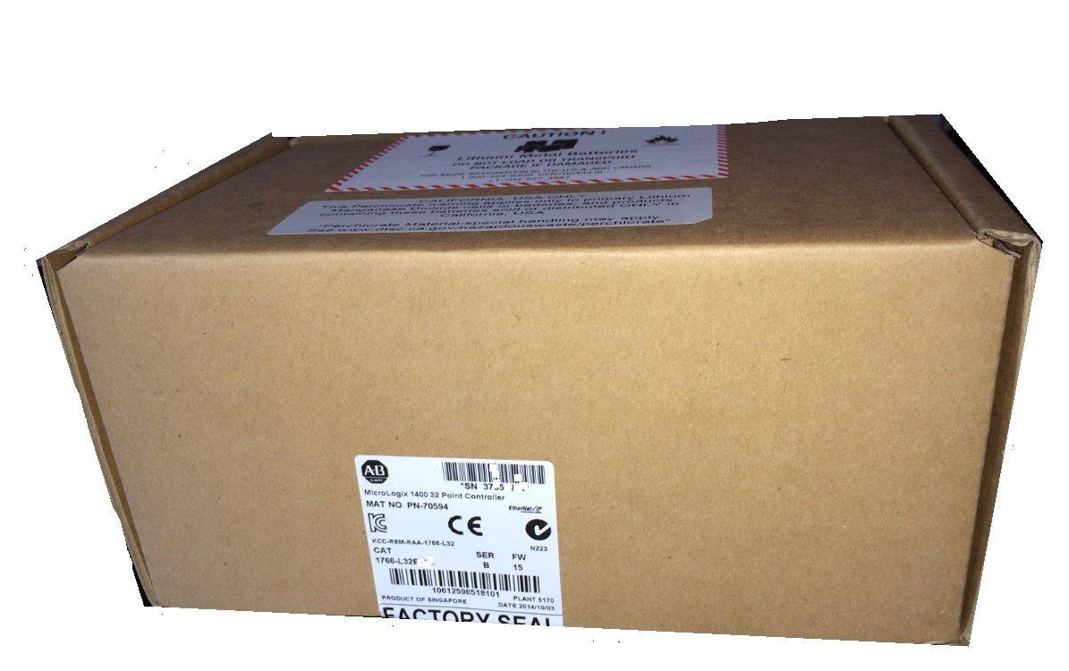 AB Allen Bradley MicroLogix 1400 PLC 1766-L32BWAA 1766L32BWAA