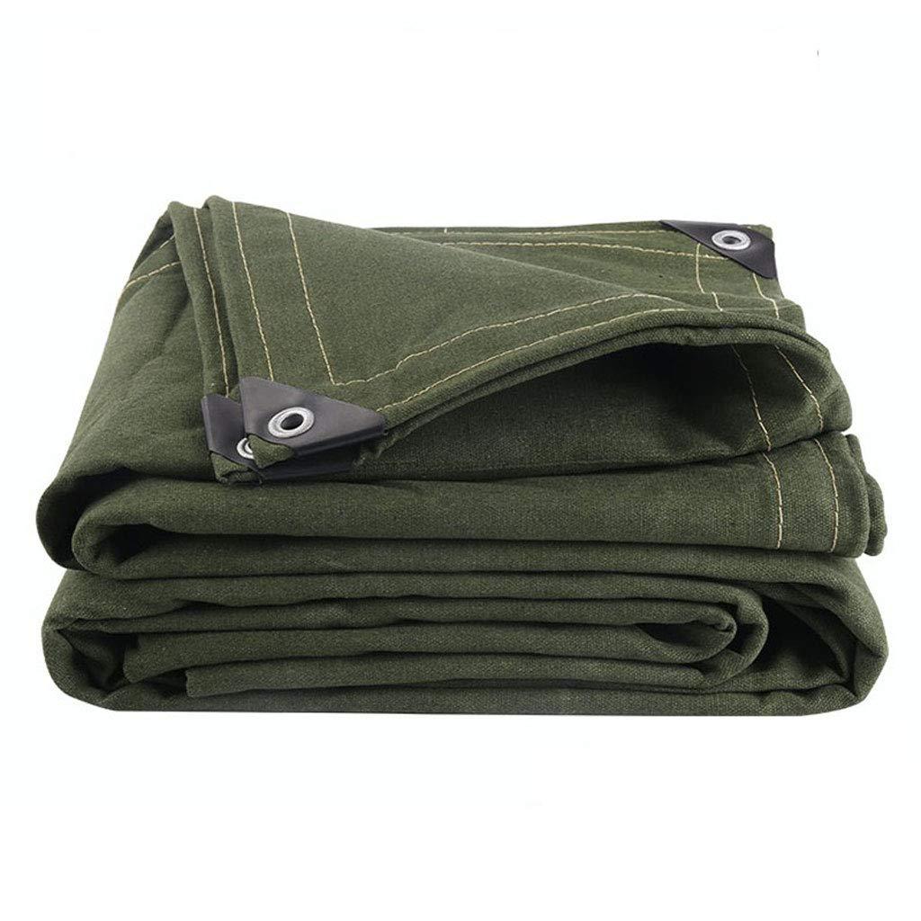 QLLYB Im Freien starker Poncho Camouflage Segeltuch Wasserdichtes Gewebe Markisentuch Oxford Tuch im Freien Markisentuch, Verschiedene Größen (größe   2m3m)