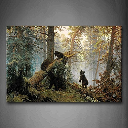Forest Painting Picture Pictures Decoration product image