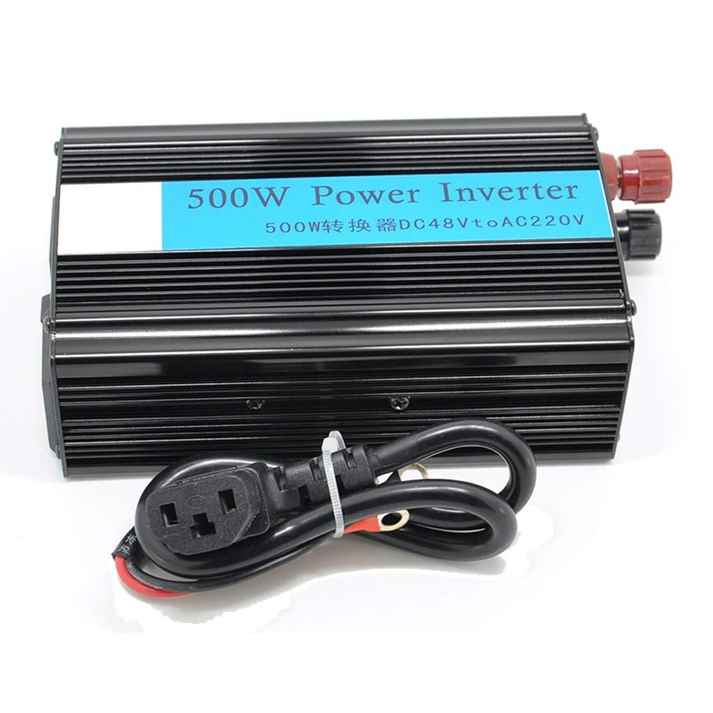 VOFJSX 500W 220V Reine Sinus-Wellen Wechselstrom-Inverter for 48V-Batterie