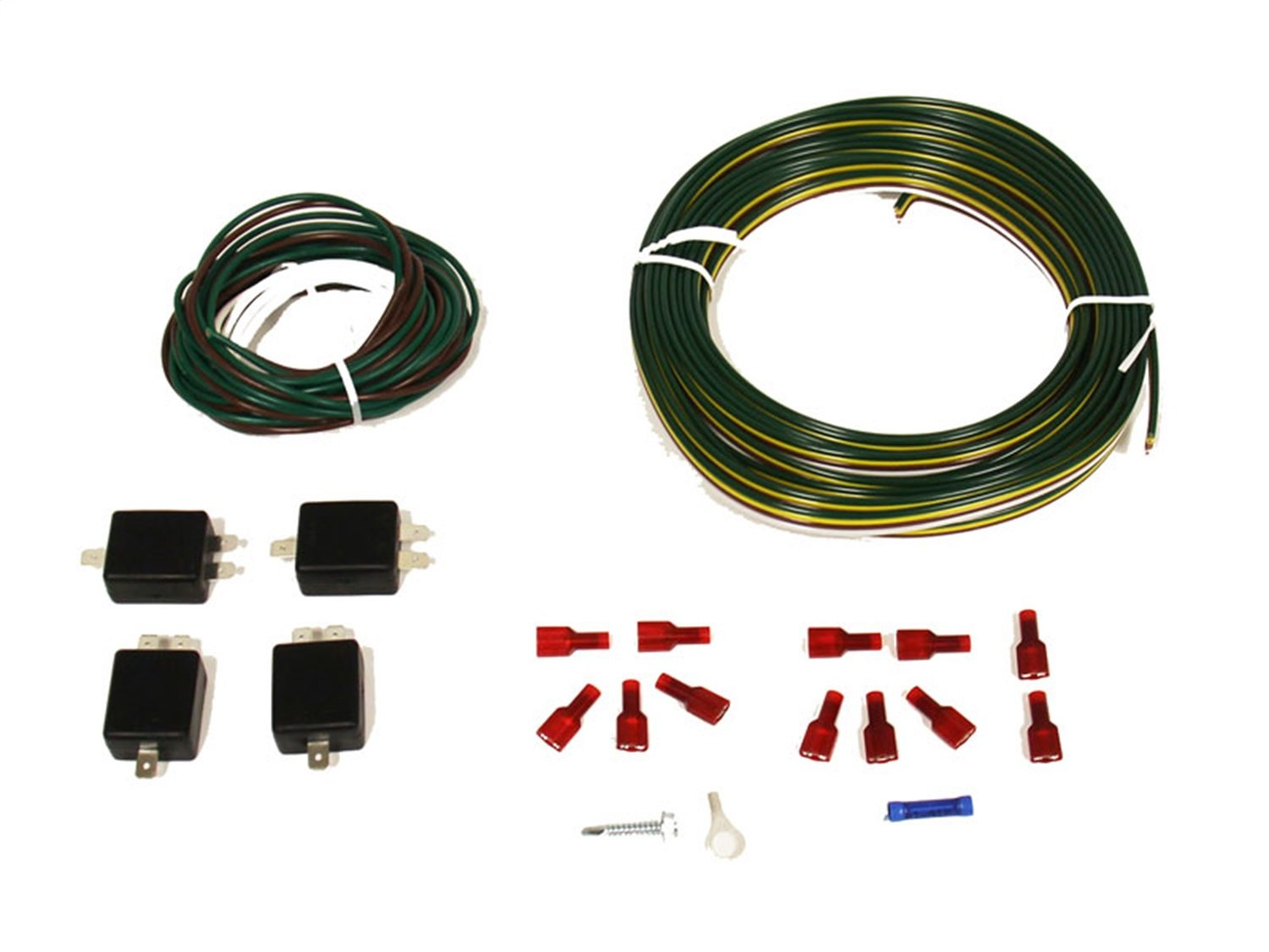 Blue Ox Bx8848 4 Diodes Taillight Wiring Kit Towing Products Roadmaster Tail Light For Towed Vehicles Led Bulb And Winches Amazon Canada