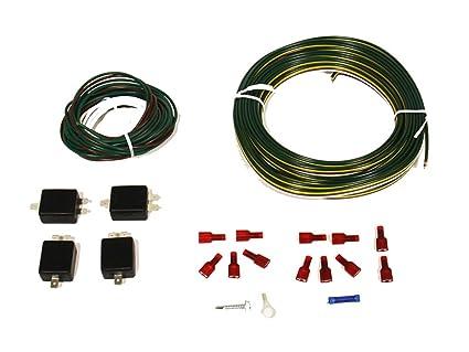 amazon com blue ox bx8848 4 diodes taillight wiring kit automotive rh amazon com