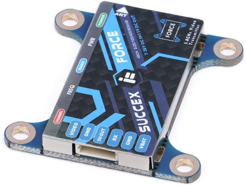 iFlight The Force Long Range 5.8G 800MW 48ch Transmitter Module 25mw 200mw 400mw 800mw 1000mw Video Transmission FPV VTX for FPV Racing Drone