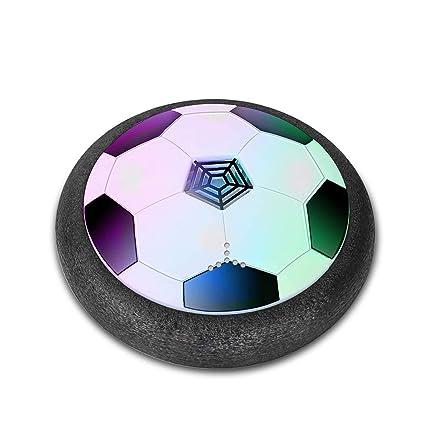 Amazon.com: Balón de fútbol 666 Air Power con parachoques de ...