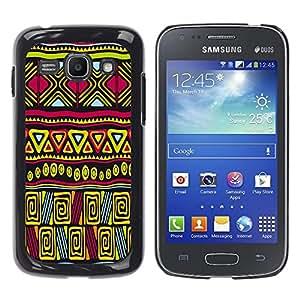 Dragon Case - FOR Samsung Galaxy Ace 3 - others would believe - Caja protectora de pl??stico duro de la cubierta Dise?¡Ào Slim Fit