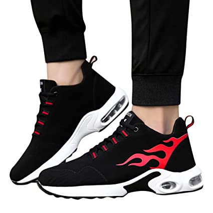 Amazon.com: refulgence Mens Running Shoes Air Cushion Sneakers Lightweight Athletic Tennis Sport Shoe for Men: Clothing