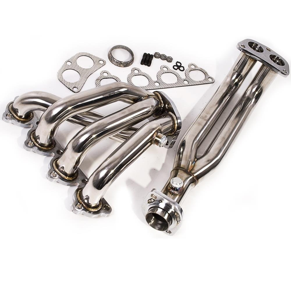 Stainless Steel Race Exhaust Manifold UK-Performance-Parts