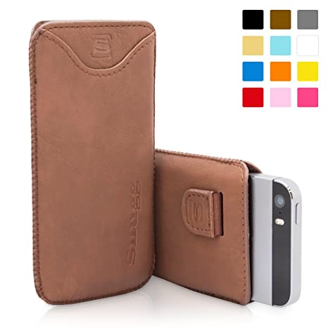 Amazon.com: Snugg – Funda para iPhone 5/5S/se – Estuche de ...