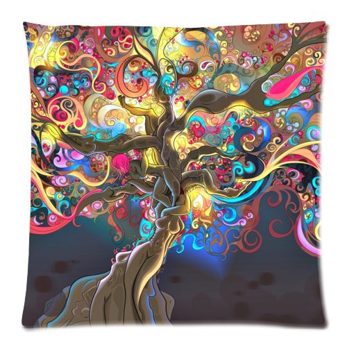 Psychedelic Art Best-selling Zippered Pillow Cases