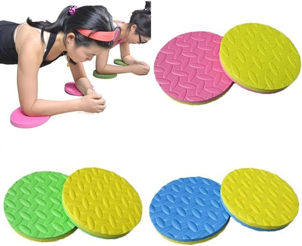 Amazon.com: Yoga codo puntal de almohadilla, 2 piezas codera ...