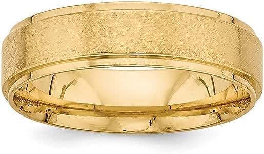Amazon.com: FB Jewels Solid 14K Yellow Gold Standard