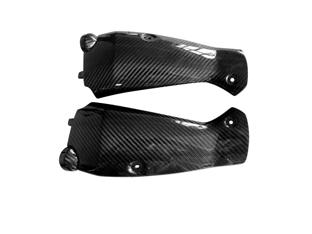 PrePreg Carbon Fiber (Dry Carbon) Side panel FAIRING for YAMAHA R1 2009-2014