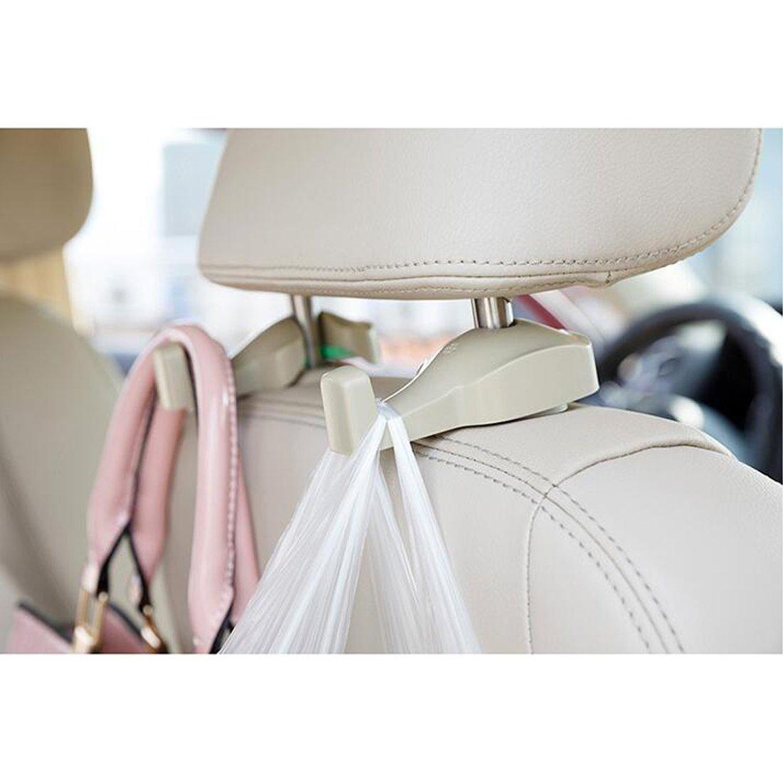 Amazon.com: Spotest ganchos para reposacabezas de auto, par ...