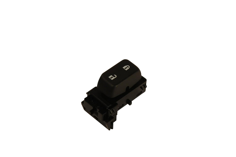 ACDelco 25953266 GM Original Equipment Ebony Door Lock Switch