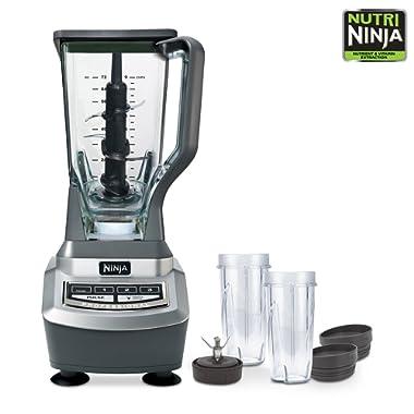 Ninja Professional Blender - 1100 watts Professional Performance Power - BL740 (Renewed)
