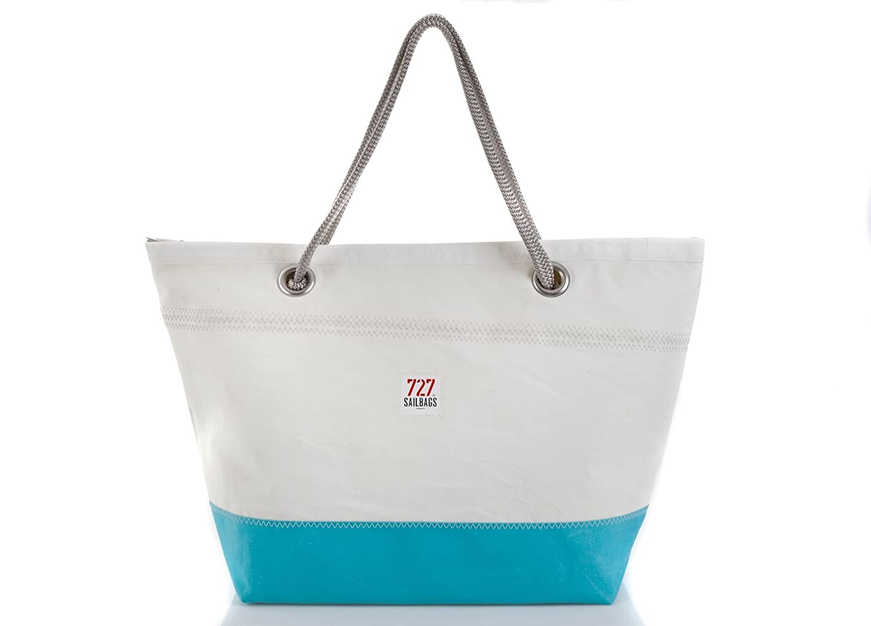 Light Blue//Grey Blue - 16804 727sailbags 2018 Sports Bag 46 cm