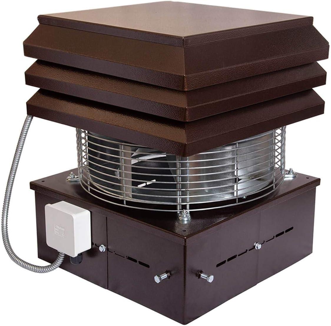 Extractor de humo Extractores de humo para chimeneas para barbacoa Aspirador de humos para chimenea extractor de chimenea modelo profesional Gemi Elettronica