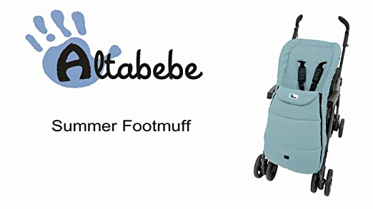 Diono 40965 All Weather All Seasons Footmuff for Pushchair Buggy Stroller Teal Turquoise