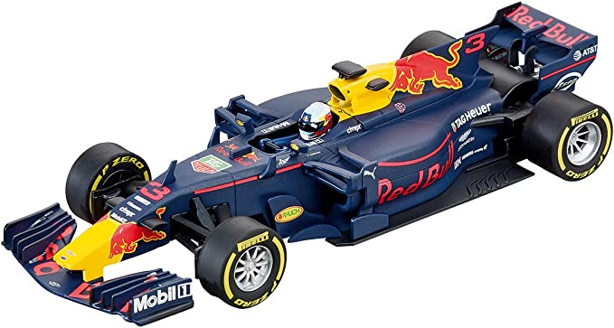 Carrera Digital 132 - Red Bull Racing Tag Heuer RB13 D. Ricciardo ...