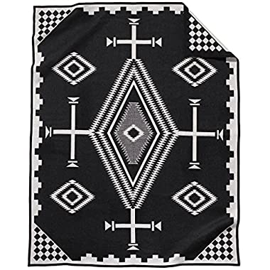Pendleton Blankets, Los Ojos Wool Queen Blanket Bedding