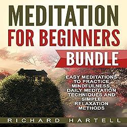 Meditation for Beginners Bundle