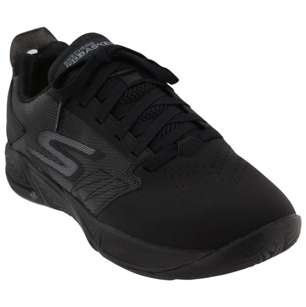 Skechers メンズ B076H97SCD 13 D(M) US ブラック