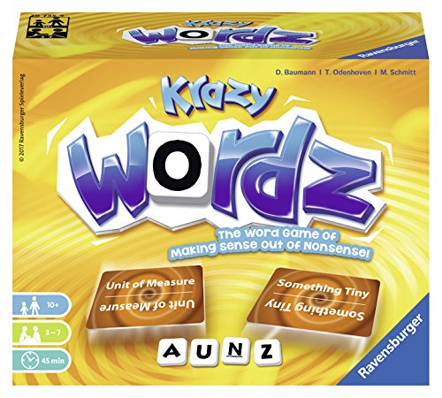 Ravensburger - Krazy Wordz Game