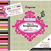 My Simple 1-2-3 Scrapbooking Kit: Luxe Life