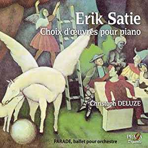 Satie / Oeuvres pour Piano